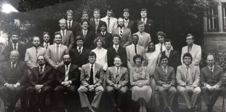 Brad Kaftel, MBA Full Time, 1983-1984